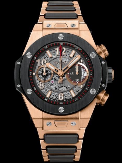 hublot-big-bang-unico-king-gold-ceramic-bracelet