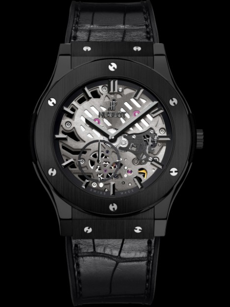 hublot-classic-fusion-ultra-thin-skeleton-all-black