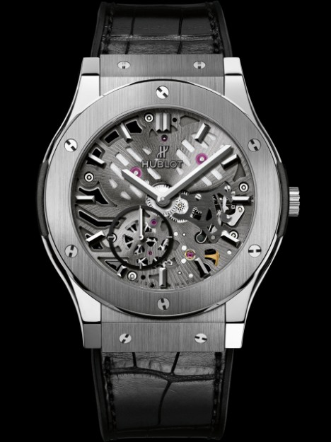 hublot-classic-fusion-ultra-thin-skeleton-titanium